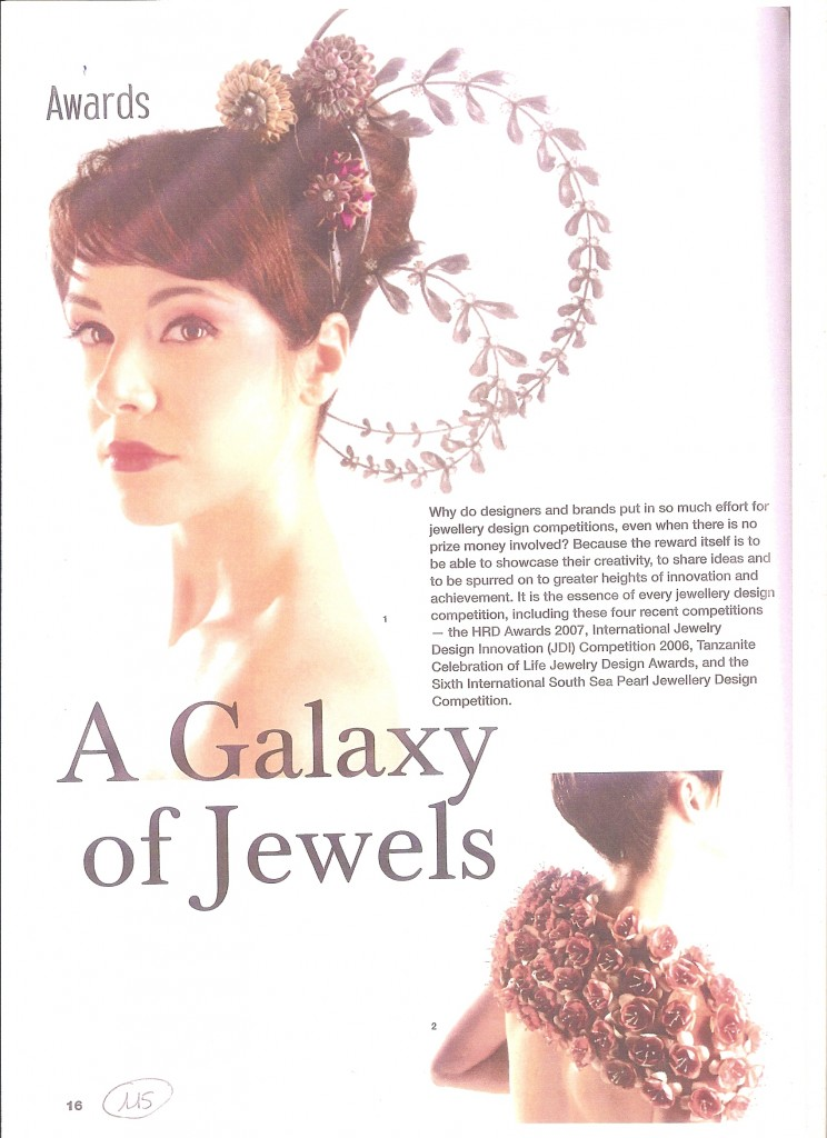 Galaxy of Jewels - Summer 2007