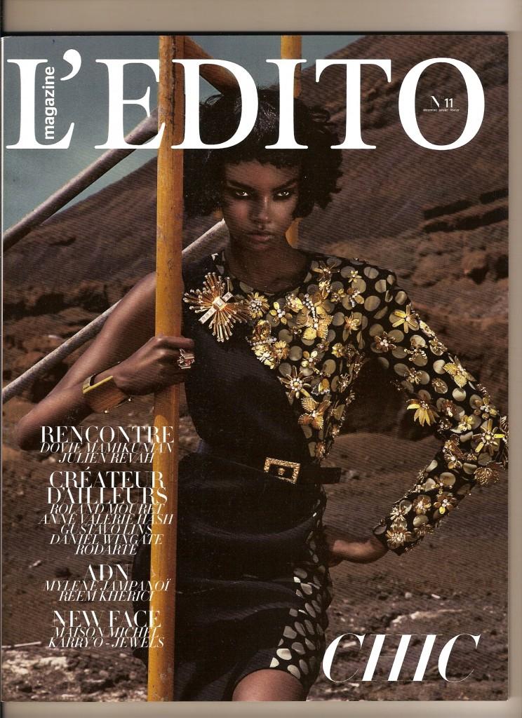 L'Edito Magazine N11 - déc/ janv/ févr 13/14